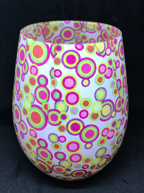 Spotty Dotti - Large Glass