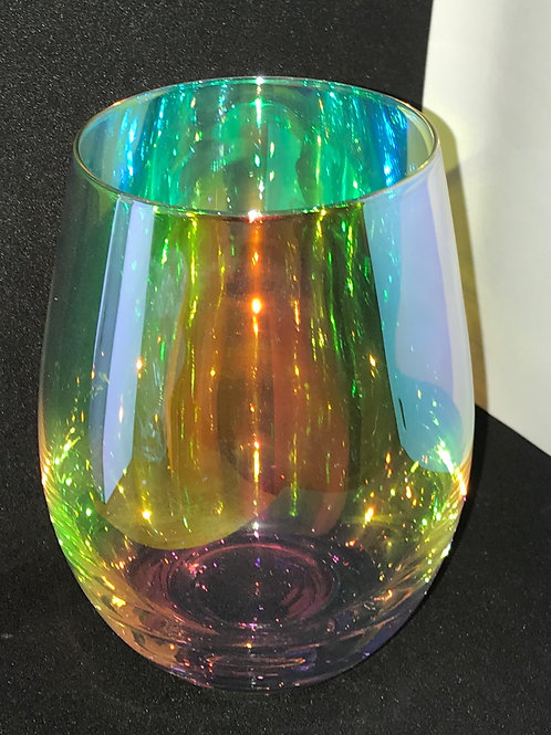Holographic Glass -  It's Magic - Large