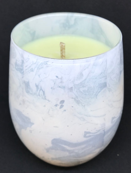 Glass Marble White