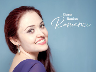 """Cover of the """"Romance"""" CD"""