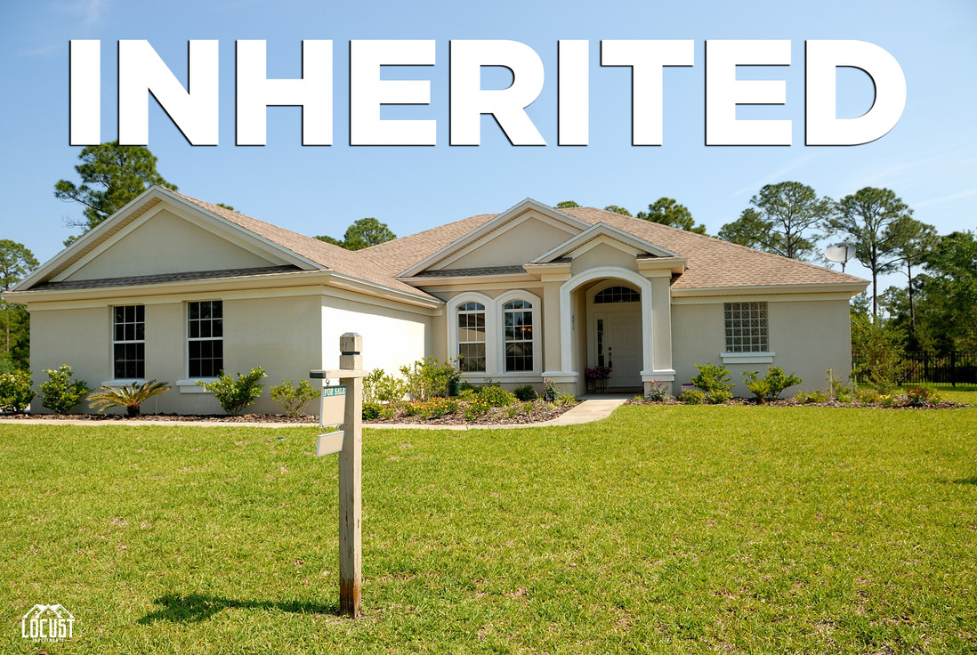 how to sell inherited house