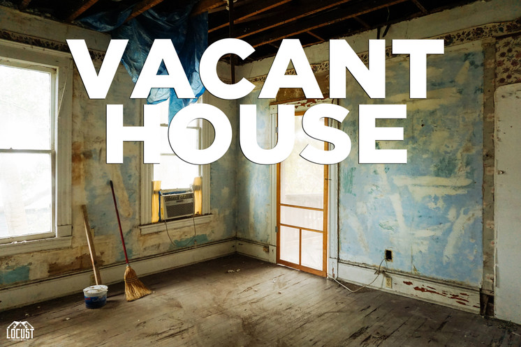 cash for vacant property