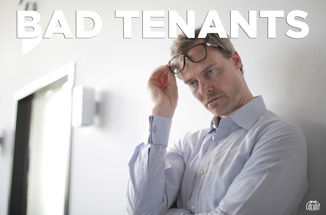 sell house with tenants