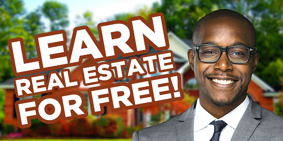 Learn How to get into real estate.