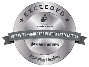 Southeastern Academy PerformanceBadge201