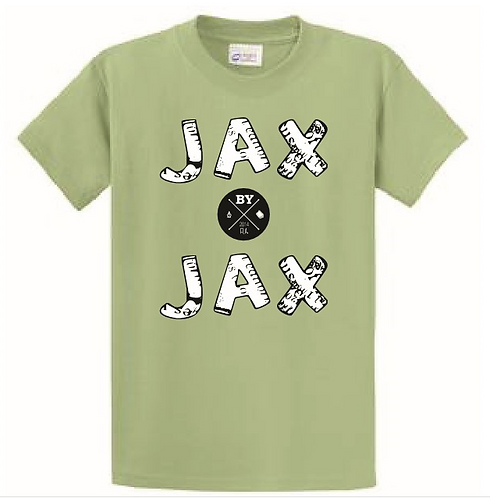 JAX by JAX t-shirt, Medium