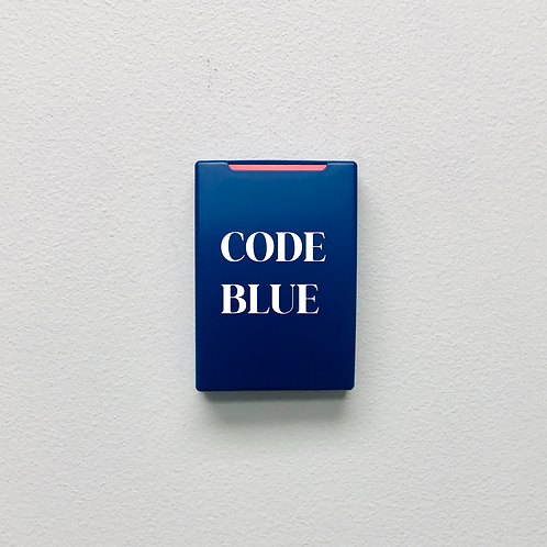 RC40iCBC - Classic Blue / CODE BLUE
