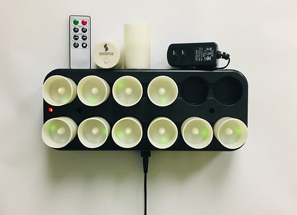 PF545TB-12 - Candle Light Induction Pro System