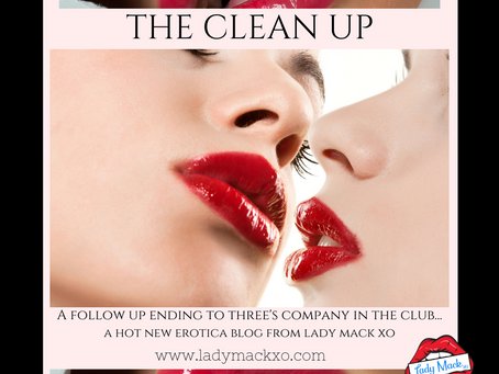 The Clean Up - Erotica - NSFW 18+