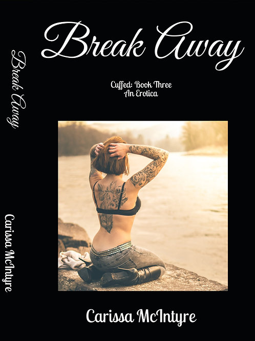 Break Away, Signed Book 3