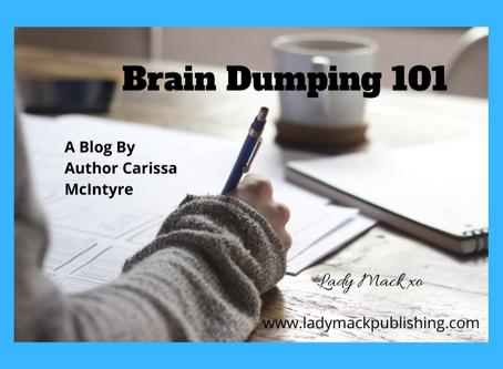 Brain Dumping 101