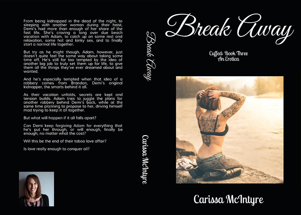 break away, cuffed, lady mack, erotica