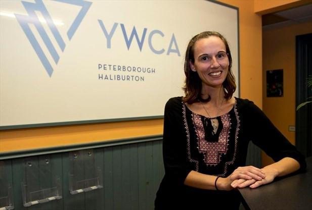 Carissa McIntyre, YWCA