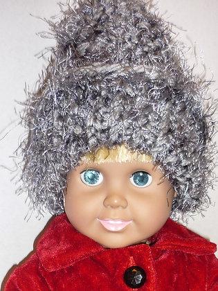 Grey Stocking Hat