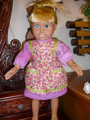 #38 Pink Lemonade Dress and Apron