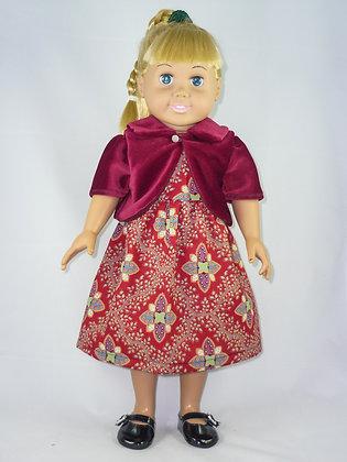 #178 Miss Moroccan Dress