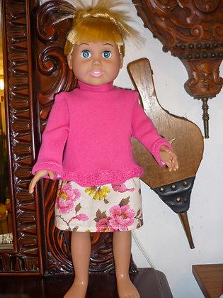 #39 Tapestry Skirt Set