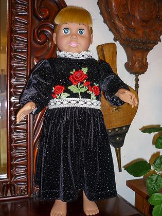 #19 Black Beauty Dress