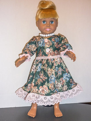 #152 Anne of Green Gables Dress