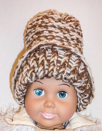 Brown Stocking Hat