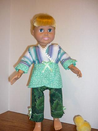 #88 Tropics Tunic Outfit