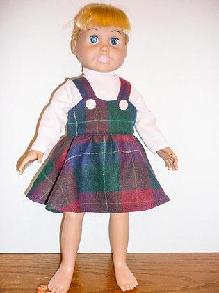 #139 Little School Girl Set