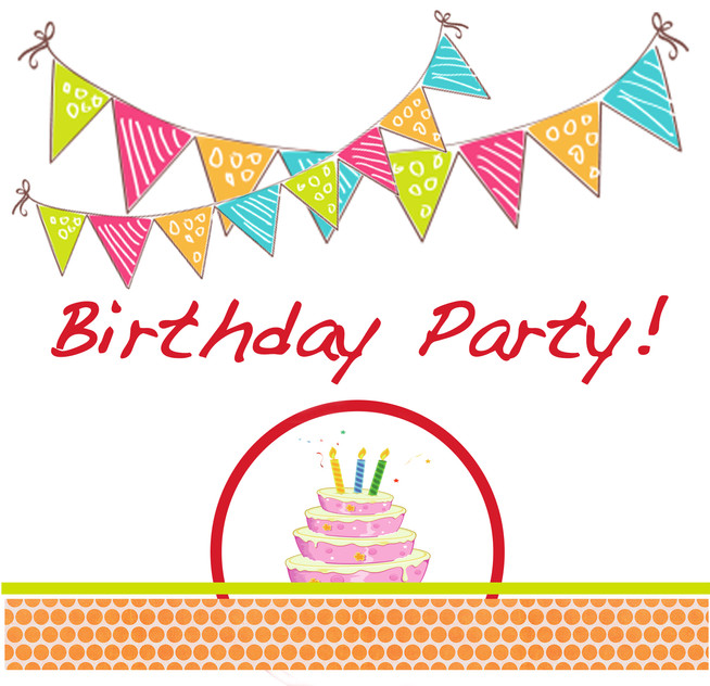 Have your birthday party at the shop!!