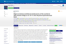 New scientific article with EMEPC collaboration