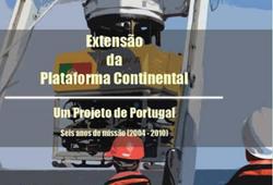 Capa Extensao da Plataforma Continental