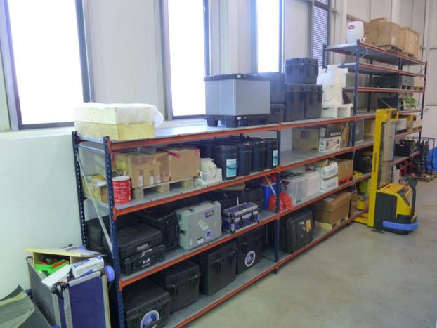 ROV Pavilion - Equipment