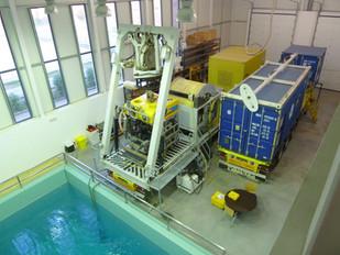 Pavilhão ROV - Galeras ROV