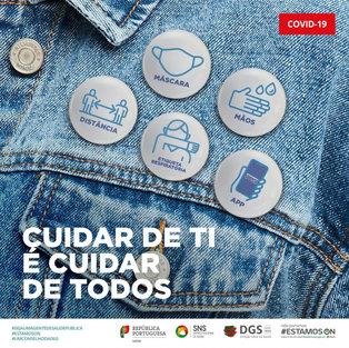 #Sejaumagentedesaudepublica #ESTAMOSON #UMCONSELHODADGS