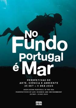 Catálogo Exposição CCB No Fundo Portugal é Mar