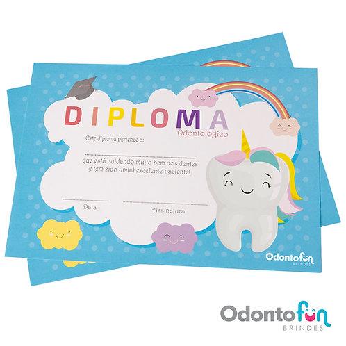 Diploma Denticórnio (30 unidades)