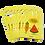 Thumbnail: Aviso de Porta - Comer bem (20 unidades)