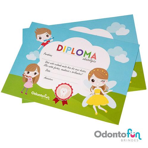 Diploma Fada do Dente (30 unidades)