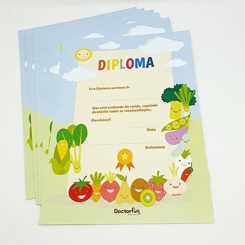 Diploma Turma Saudável (30 unidades)