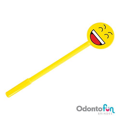 Caneta Emoji (12 unidades)
