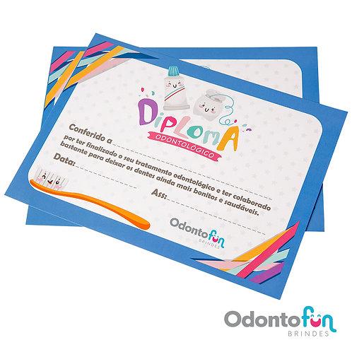 Diploma Amigos dos Dentes (30 unidades)