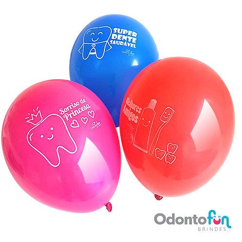 Balões Odontológicos (30 unidades)