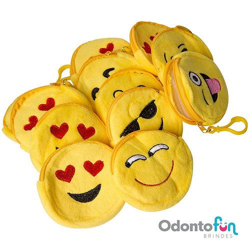 Mini Bolsinhas Emoji (12 unidades)