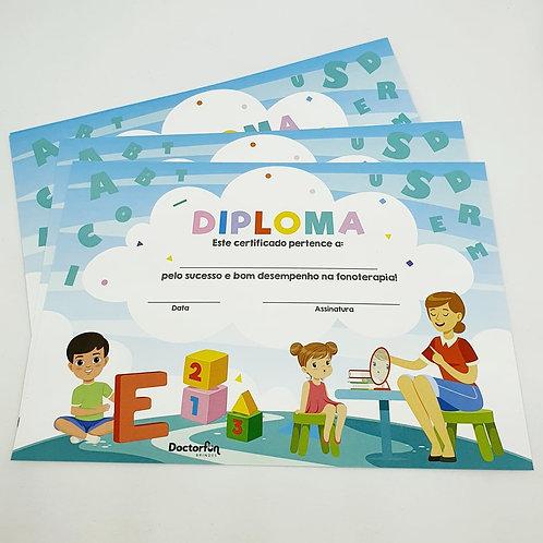 Diploma Fonoterapia (30 unidades)