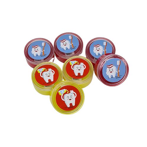 Apontadores Dentinhos (12 unidades)