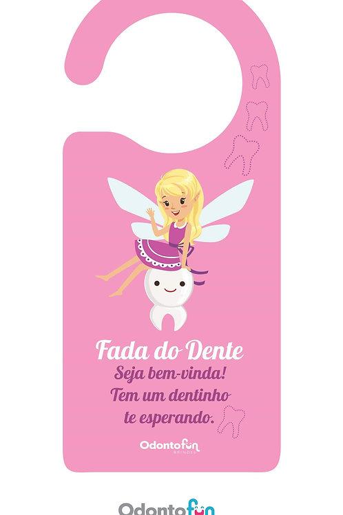 Aviso de Porta Fada do Dente Duo (20 unidades)