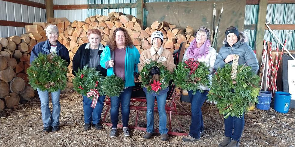 Evergreen Wreath Making Workshop