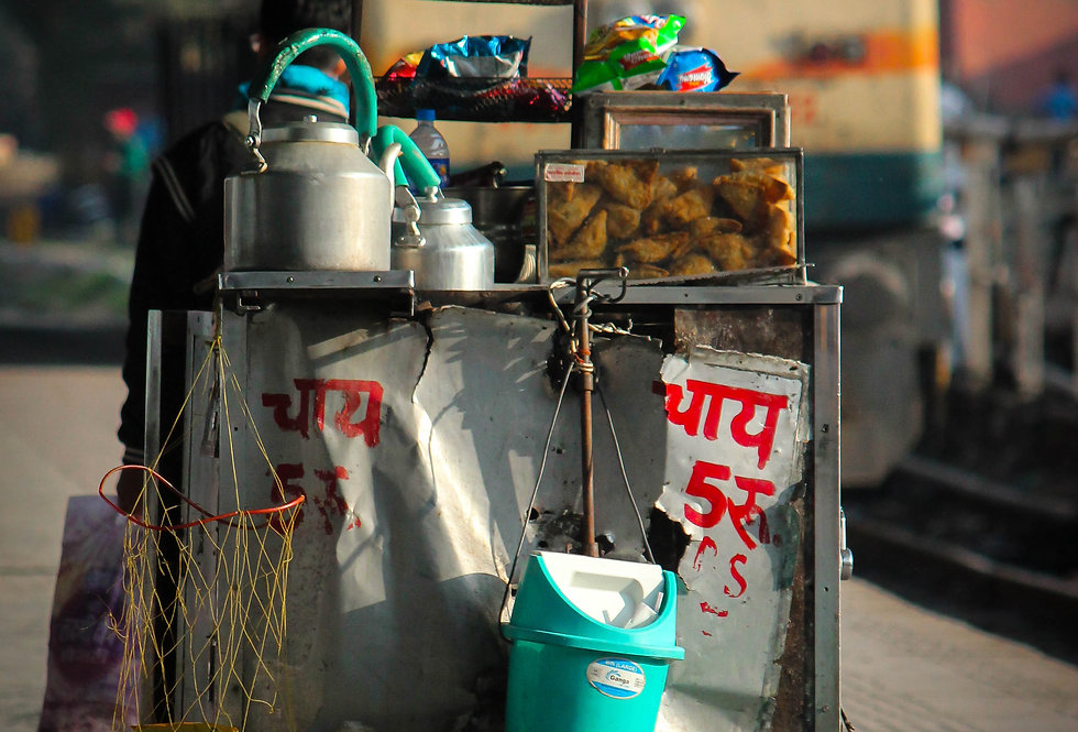 chai trolley