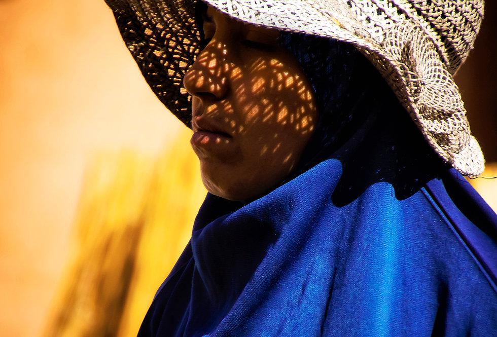 marrakesh lady
