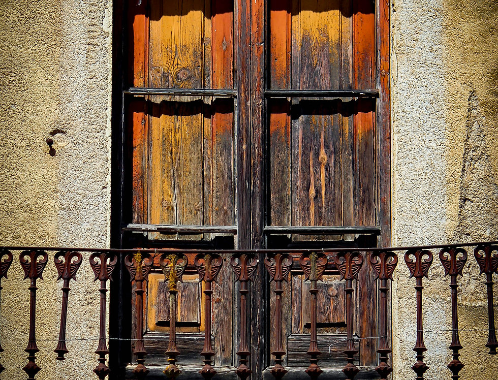 catalan shutters