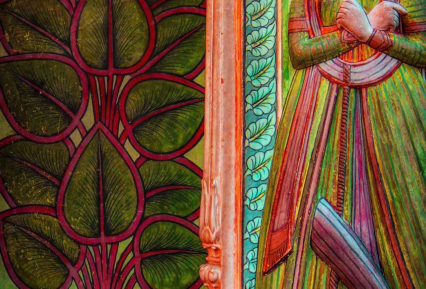 indian palace art