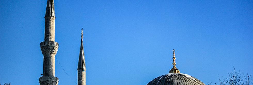 minarets & domes